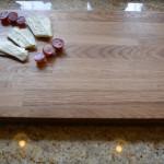 Porządna, drewniana, gruba deska do krojenia