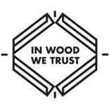 Logo In Wood We Trust