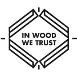 Logo In Wood We Trust