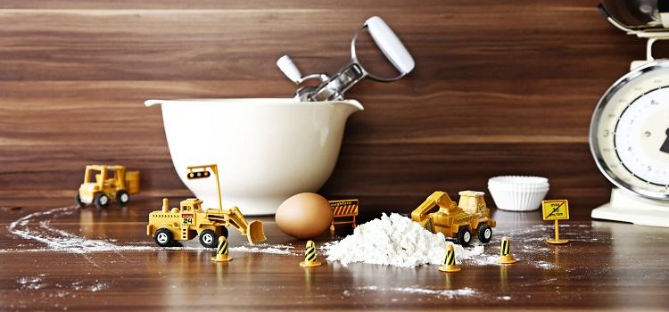3 cechy dobrego blatu kuchennego